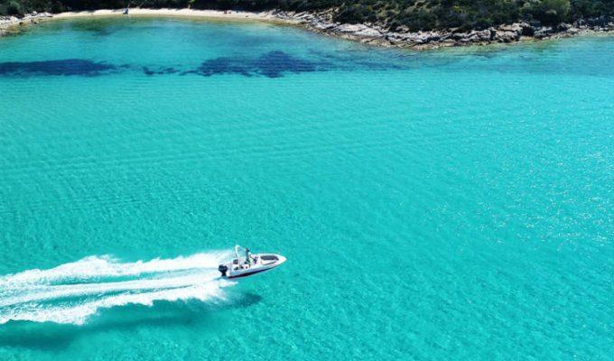 Νησιά Χαλκιδική