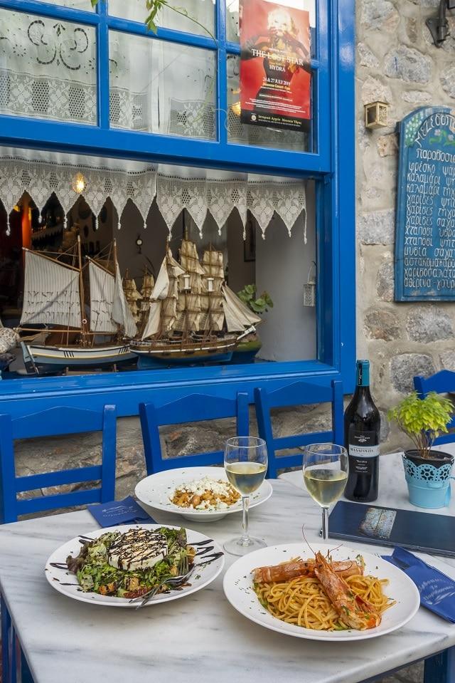 Εστιατόριο Το Παραδοσιακόν Ύδρα