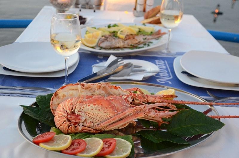 Εστιατόριο Το Νησάκι στη Ρόδο