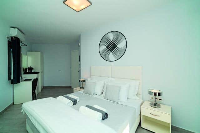 Dardiza boutique hotel δωμάτιο