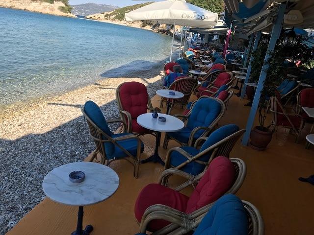 day cafe bar bistro Φίλιον Σάμο