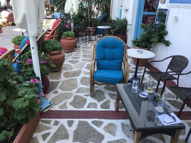 all day cafe bar bistro Φίλιον Σάμο
