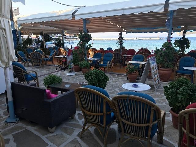 all day cafe bar bistro Φίλιον στη Σάμο