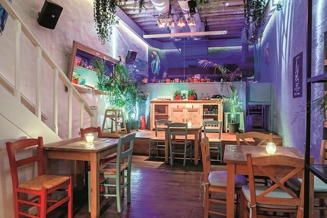 Εστιατόριο Papagalos Ύδρα