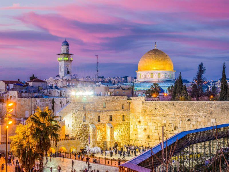 Η Ιερουσαλήμ και η παθιασμένη ομορφιά της