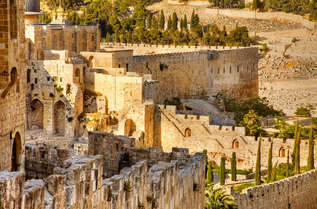 Ιερουσαλήμ Παλιά Πόλη
