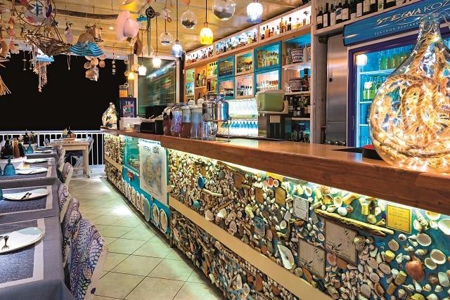 Εστιατόριο Stegna Kozas στη Ρόδο