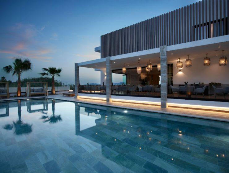 Lango Design Hotel Spa - εστιατόριο