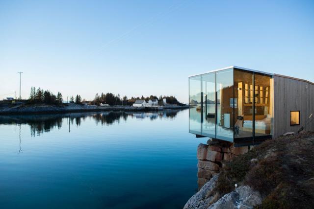 Manshausen, Νορβηγία