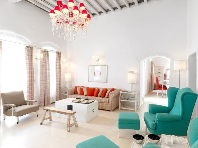 Patriarca boutique hotel, Σίφνος - Aria Hotels