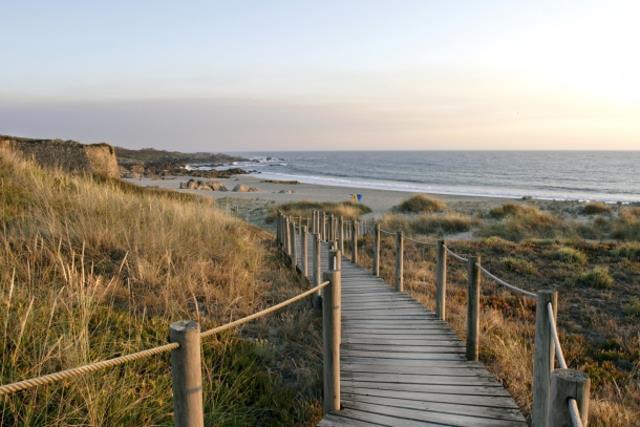 Praia Forte do Paco - παραλία στην Πορτογαλία