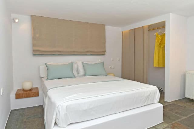 Tinos Blend Suites δωμάτιο