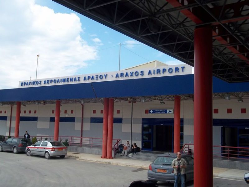 Αεροδρόμιο Αράξου - Πάτρα