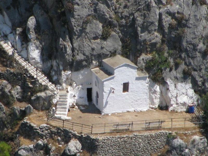 Αγία Μαρίνα, Πάρνηθα