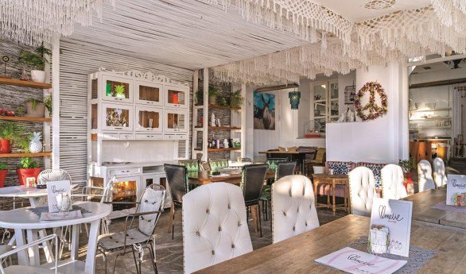 εστιατόριο Amelie Πάρος