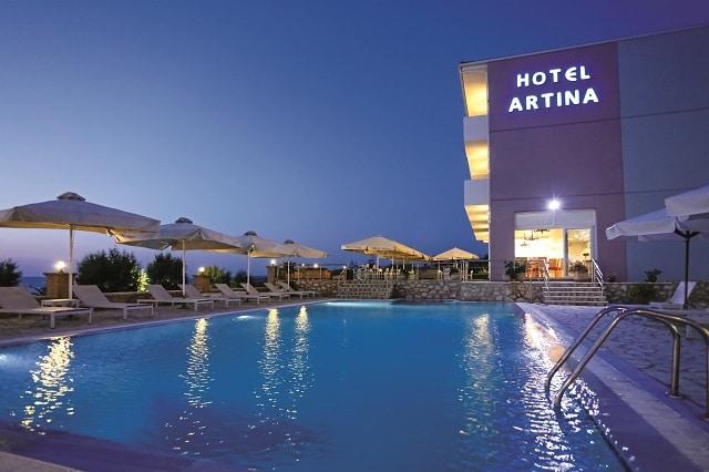 Artina Hotel Μεσσηνία