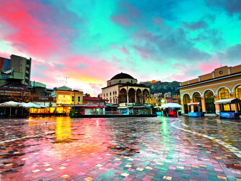 Ανακαλύψτε τα καλύτερα της Αθήνας – Η λίστα του National Geographic