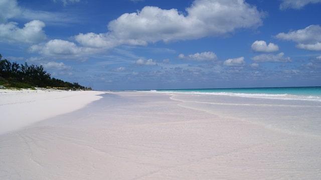 παραλία Harbour Island, Μπαχάμες