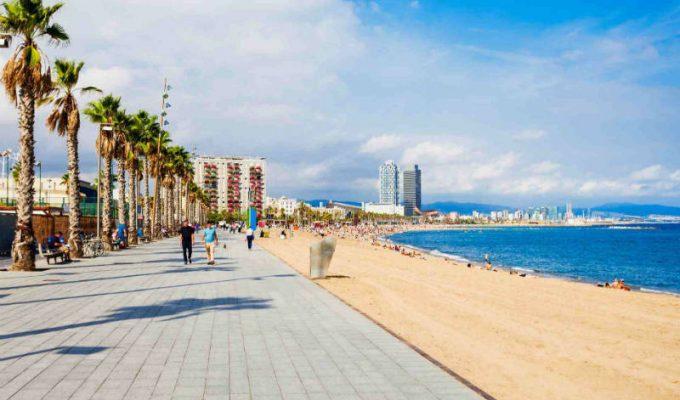 Βαρκελώνη παραλίες