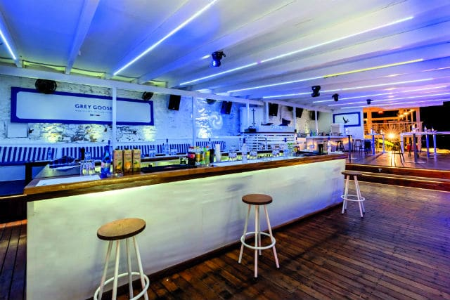 Cavo Bianco bar Ερμιόνη