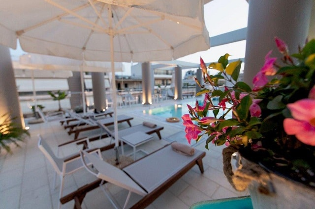 Confy boutique hotel στην Καλαμάτα