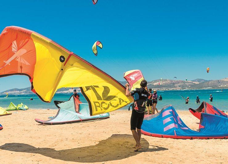 Kite surf Πάρος