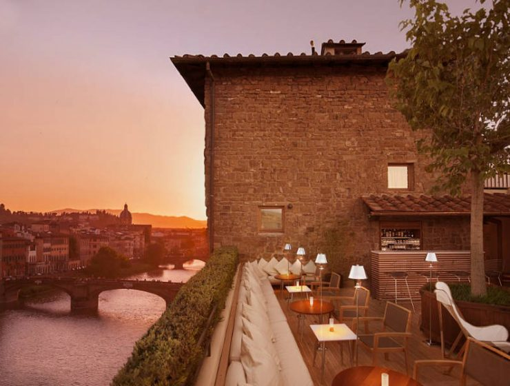 Φλωρεντία: Τα καλύτερα μπαρ σε ταράτσες