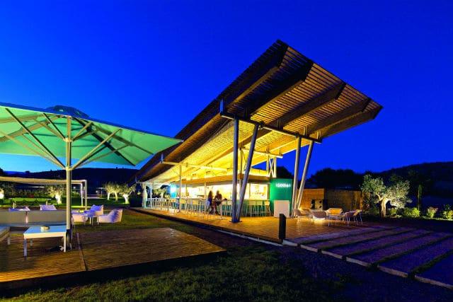 Godai beach bar, Κόλπος Πετροθάλασσας, Ερμιόνη
