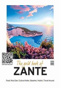 Gold book of Zante