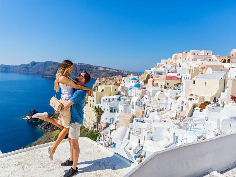Οι πιο ρομαντικοί προορισμοί για γαμήλιο ταξίδι στην Ελλάδα!