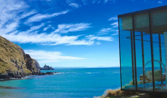 Ονειρεμένα σπίτια πάνω στη θάλασσα