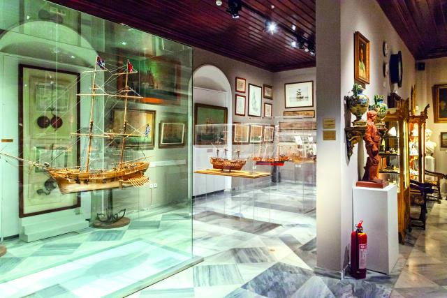 Μουσείο Ύδρας - εκθέματα