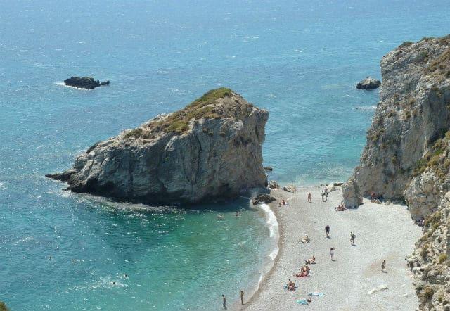 Κύθηρα παραλία