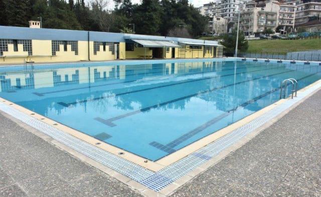 Κολυμβητήριο Συκεών