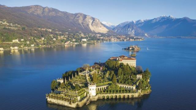 Λίμνη Ματζόρε, Ιταλία