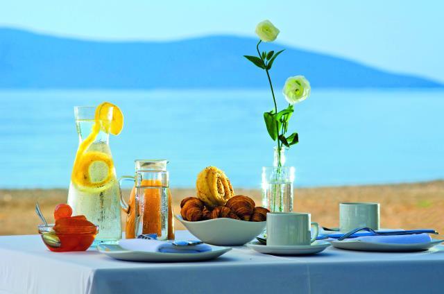Makis Inn - πρωινό