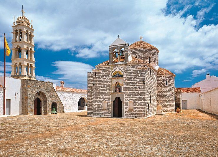 Μοναστήρι Αγίας Ματρώνας Ύδρα