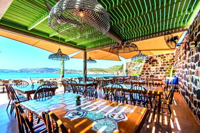Nautilus Πάτμος εστιατόριο