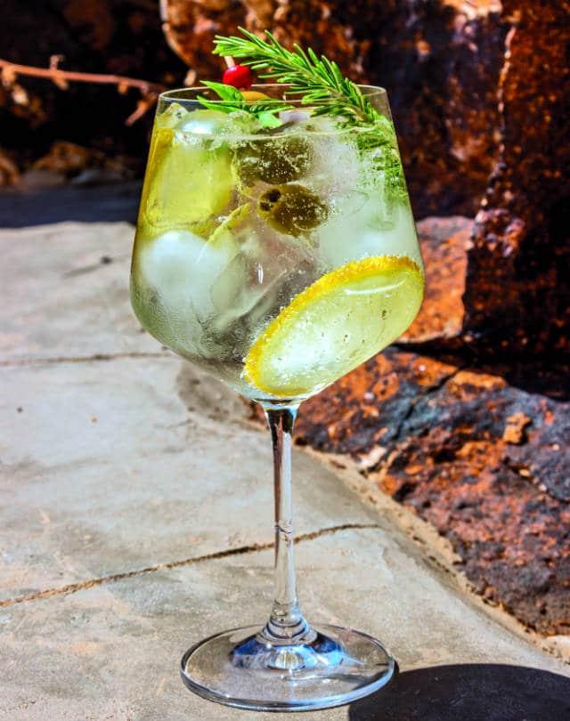 Nautilus Πάτμος cocktail