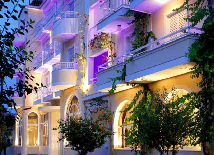 Palatino Hotel στη Ζάκυνθο
