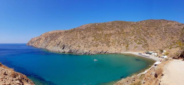 Paradise Home, Σίφνος - παραλία της Χερρονήσου
