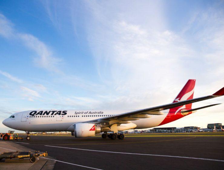 Qantas 19ωρη πτήση