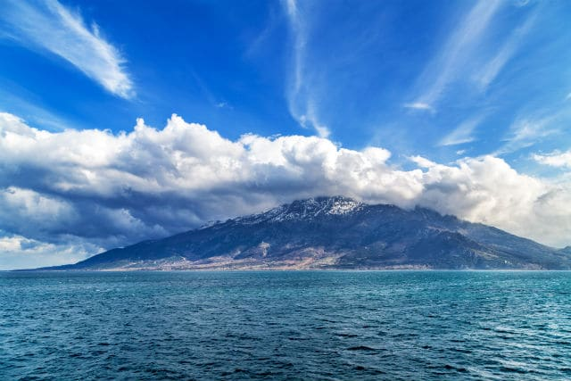 Σαμοθράκη - ελληνικά νησιά