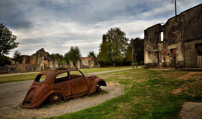 Oradour-sur-Glane, Γαλλία