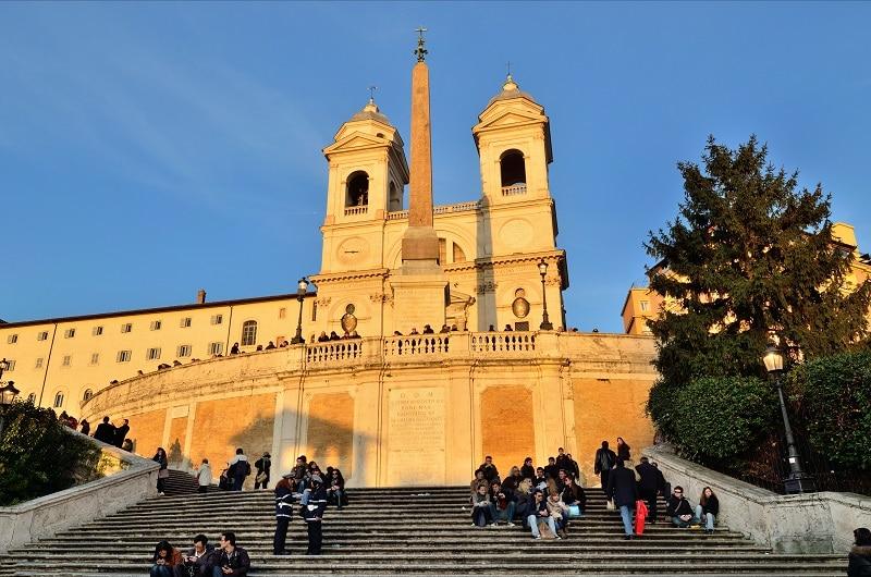 Trinità dei Monti Ρώμη
