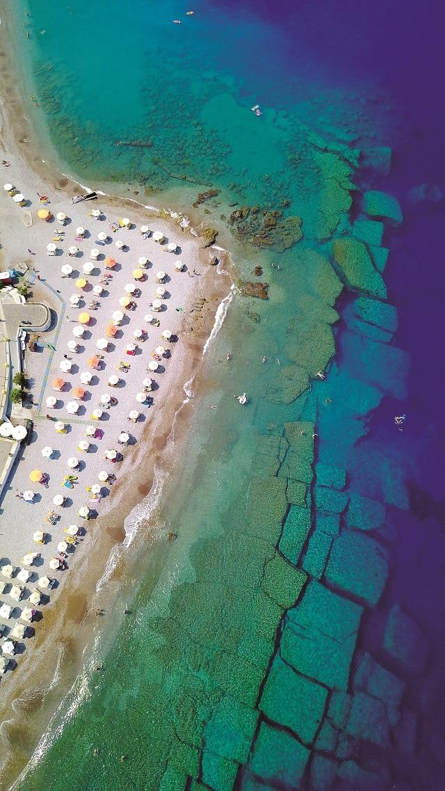 Παραλία Έλλη Ρόδος
