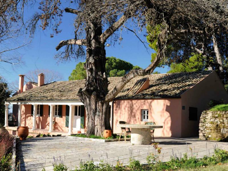 Το πρώτο σπίτι του Καποδίστρια στην Κέρκυρα που έγινε μουσείο