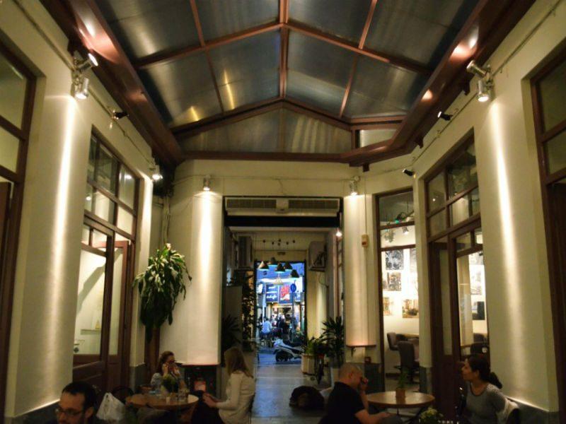 Στοές Αθήνα - κρυμμένα μαγαζιά