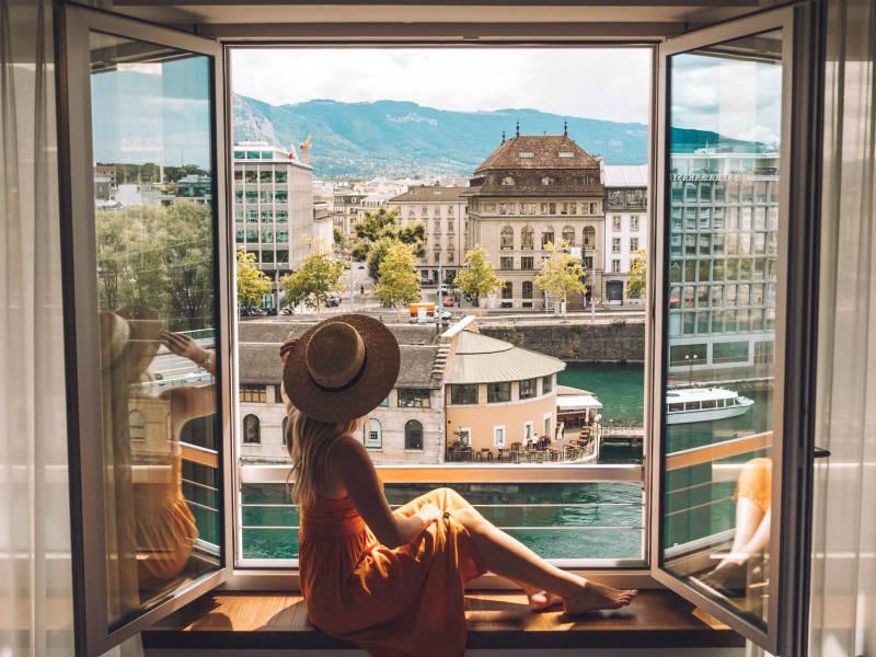 Ταξιδεύετε μόνη; Αυτοί οι 6 υπέροχοι προορισμοί είναι για εσάς!