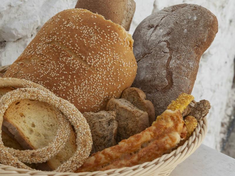 Παραδοσιακός Φούρνος Το Στάχυ, Ύδρα - ψωμί